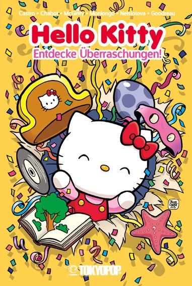 Hello Kitty – Entdecke Überraschungen!, Band 01
