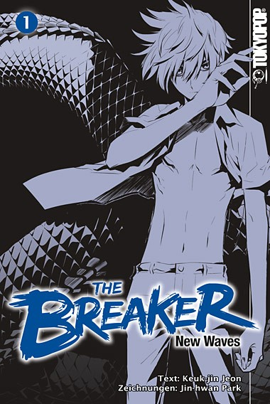 The Breaker – New Waves, Band 01