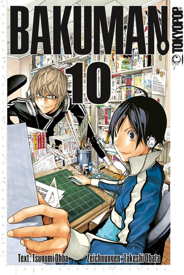 Bakuman., Band 10