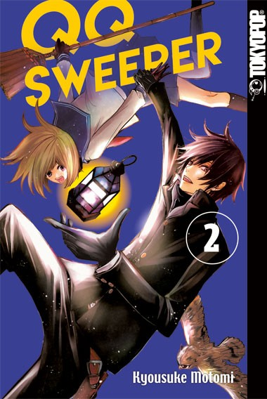 QQ Sweeper, Band 02