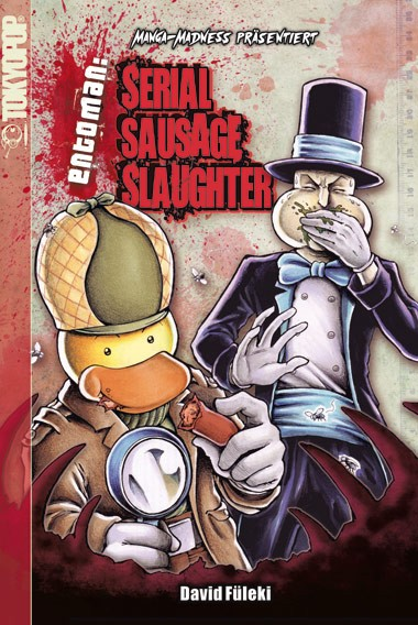 Manga Madness: Serial Sausage Slaughter, Einzelband