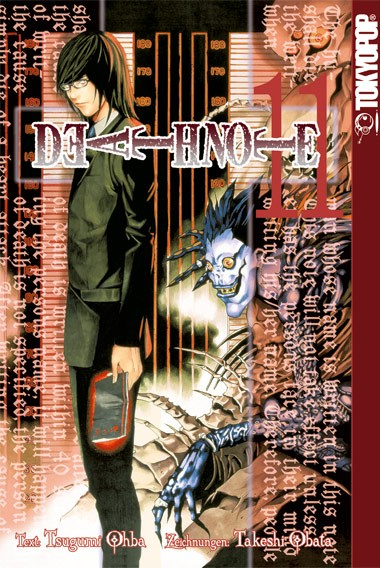 Death Note, Band 11
