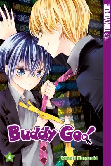 Buddy Go!, Band 04