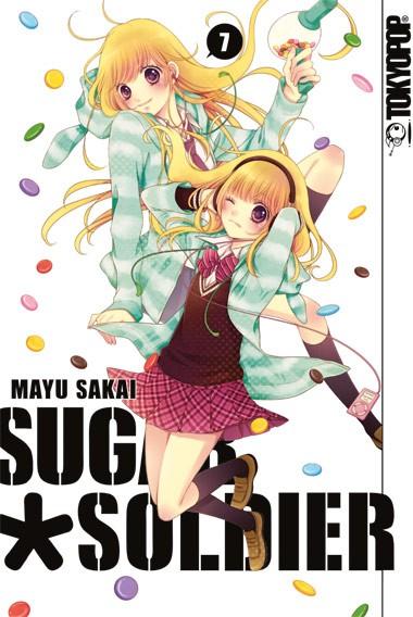 Sugar ✱ Soldier, Band 07