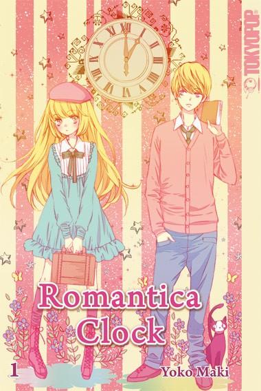 Romantica Clock, Band 01