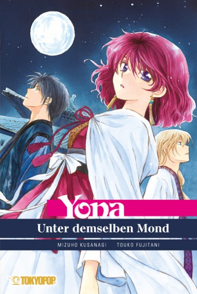 Yona – Unter demselben Mond – Light Novel