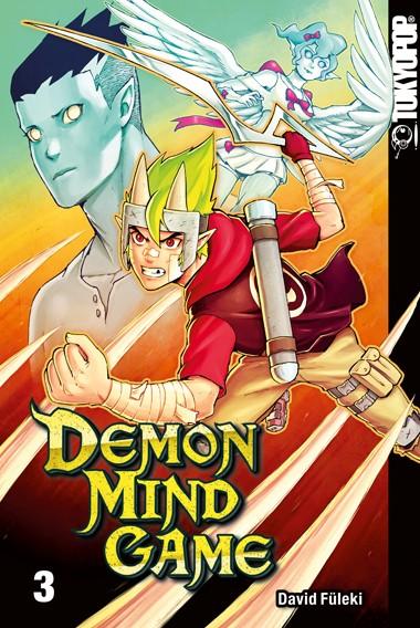 Demon Mind Game, Band 03