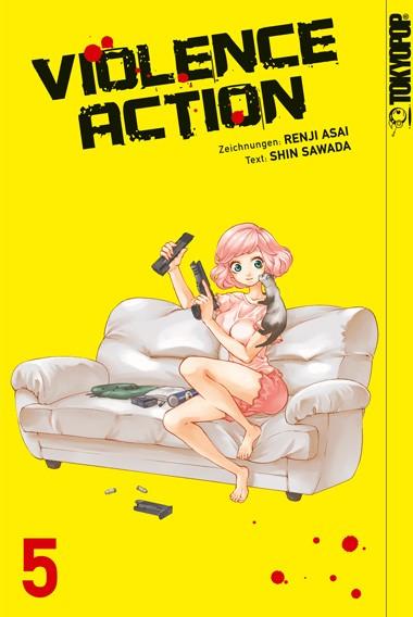 Violence Action, Band 05