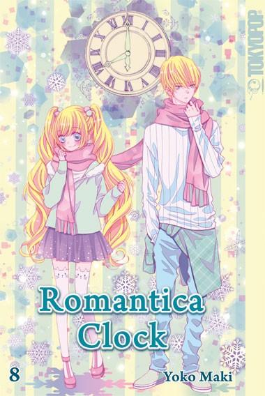 Romantica Clock, Band 08