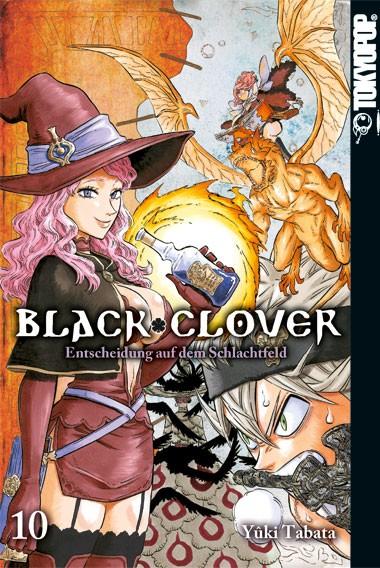 Black Clover – Entscheidung auf dem Schlachtfeld, Band 10