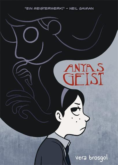 Anyas Geist, Einzelband