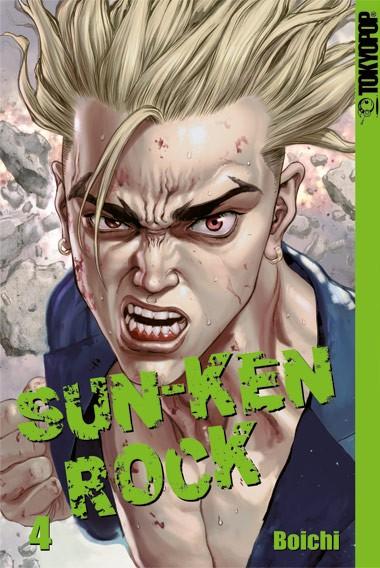 Sun-Ken Rock, Band 04
