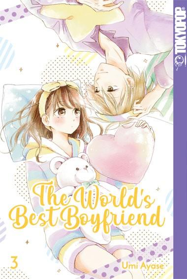The World's Best Boyfriend, Band 03