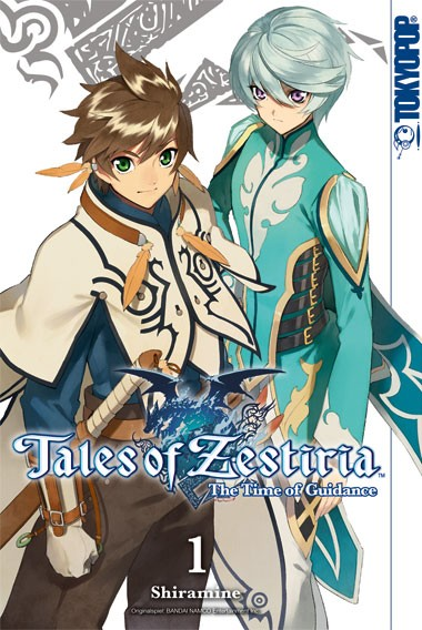 Tales of Zestiria – The Time of Guidance, Band 01
