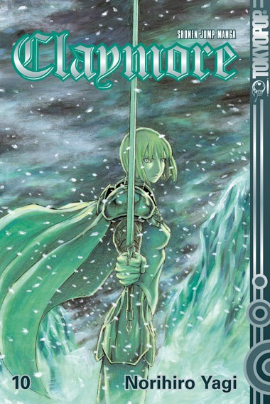 Claymore, Band 10