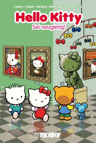 Hello Kitty – Sei neugierig!, Band 03
