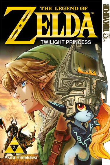 The Legend of Zelda – Twilight Princess, Band 03