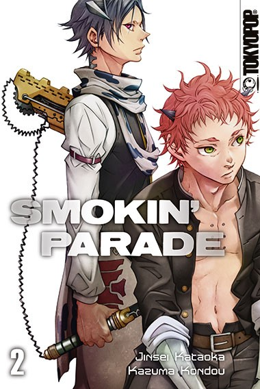 Smokin' Parade, Band 02