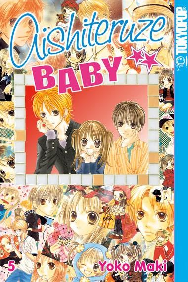 Aishiteruze Baby ★★, Band 05