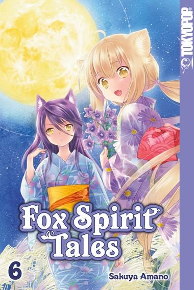 Fox Spirit Tales, Band 06