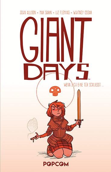 Giant Days, Band 05: Wenn sich eine Tür schließt...