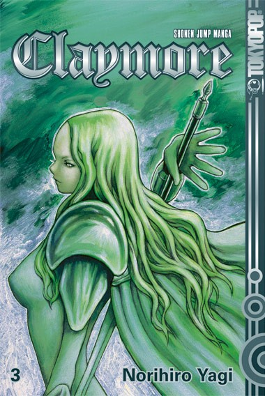 Claymore, Band 03