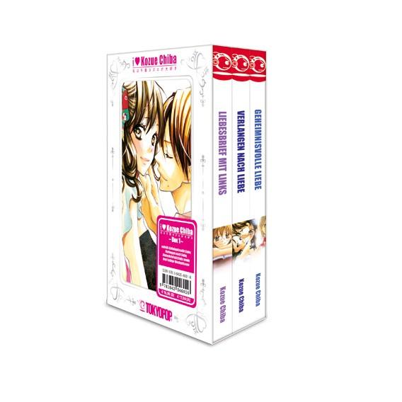 I love Kozue Chiba, Box 01
