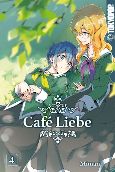 Cafe Liebe, Band 04