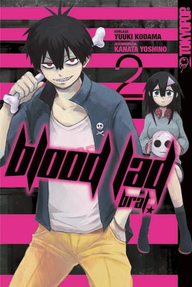 Blood Lad Brat, Band 02