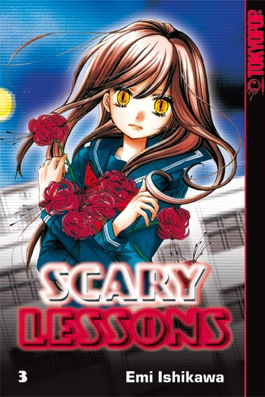 Scary Lessons, Band 03