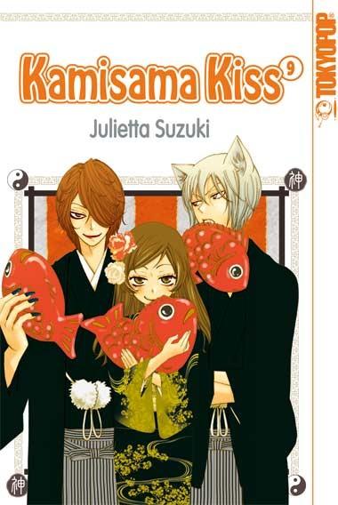 Kamisama Kiss, Band 09