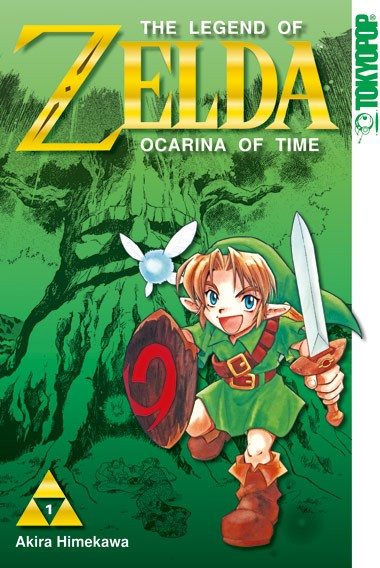 The Legend of Zelda: Ocarina of Time, Band 01