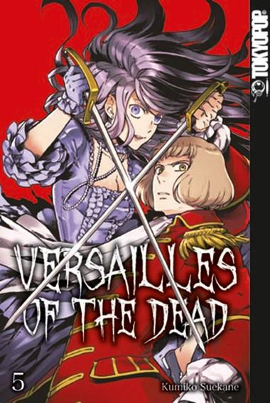 Versailles of the Dead, Band 05 (Abschlussband)