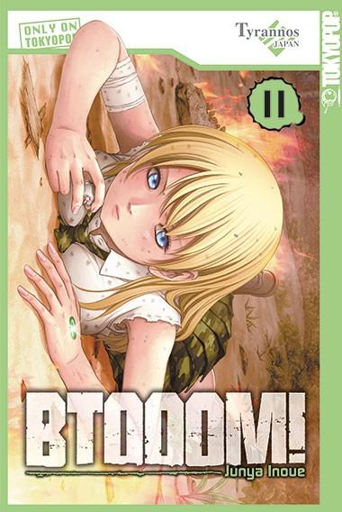 BTOOOM!, Band 11