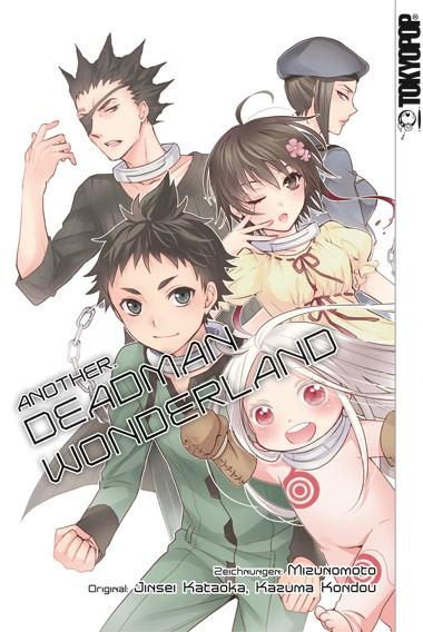 Another. Deadman Wonderland, Einzelband