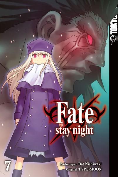 Fate/stay night, Sammelband 07
