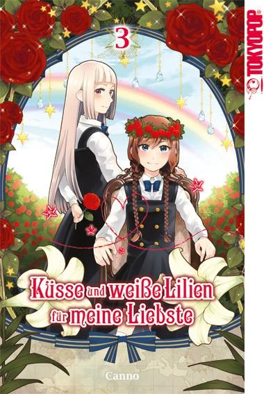 Küsse und weiße Lilien für meine Liebste, Band 03