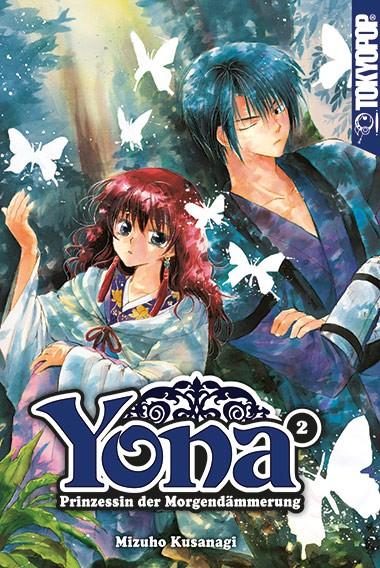 Yona – Prinzessin der Morgendämmerung, Band 02