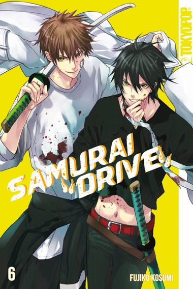 Samurai Drive, Band 06