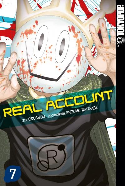 Real Account, Band 07