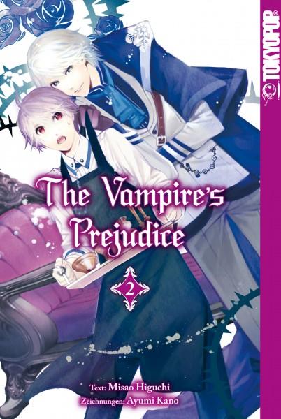 The Vampire's Prejudice, Band 02 (Abschlussband)