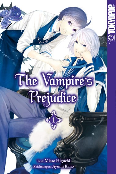 The Vampire's Prejudice, Band 01