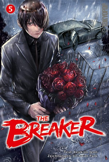 The Breaker, Band 05 (Abschlussband)