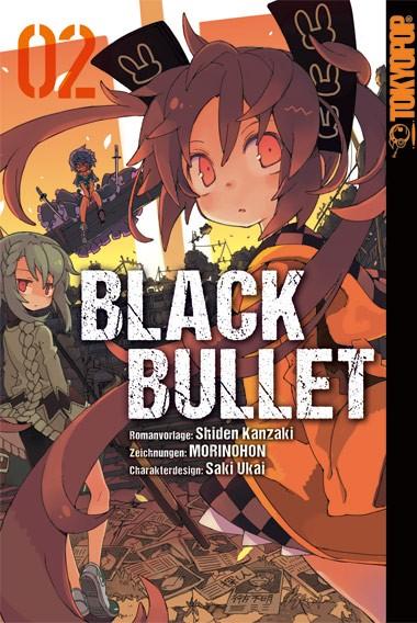 Black Bullet, Band 02