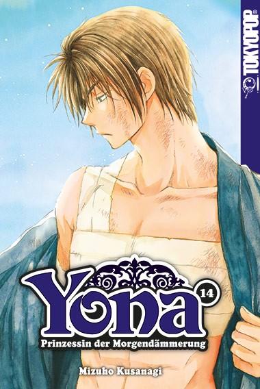 Yona – Prinzessin der Morgendämmerung, Band 14
