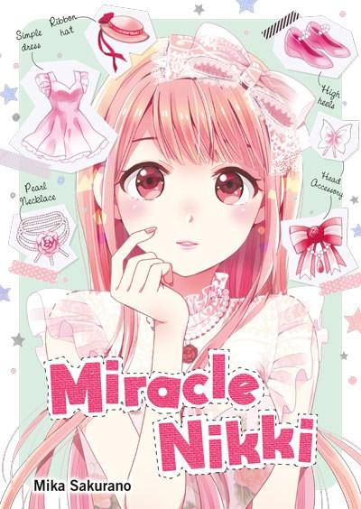 Postkarte: Miracle Nikki