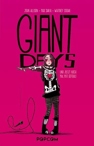 Giant Days, Band 04: Und jetzt noch mal mit Gefühl!