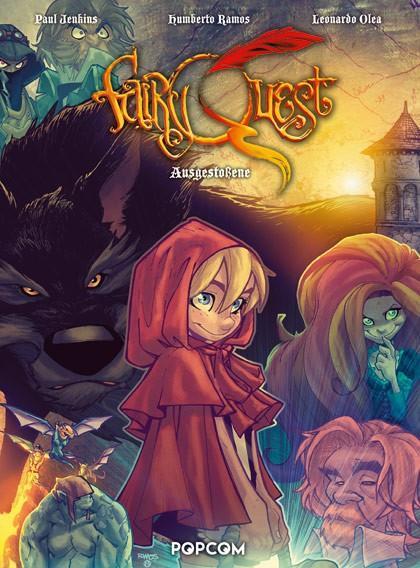 Fairy Quest, Band 02: Ausgestoßene