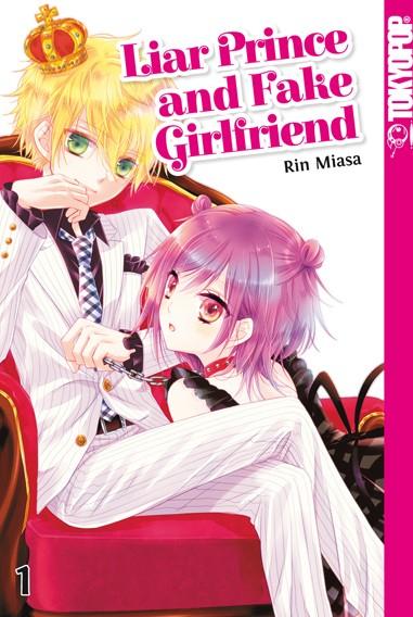 Liar Prince and Fake Girlfriend, Band 01