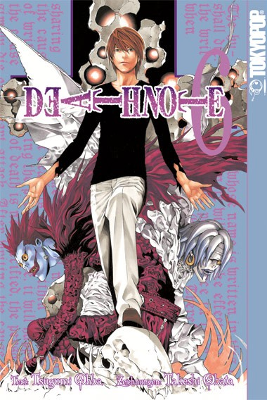 Death Note, Band 06